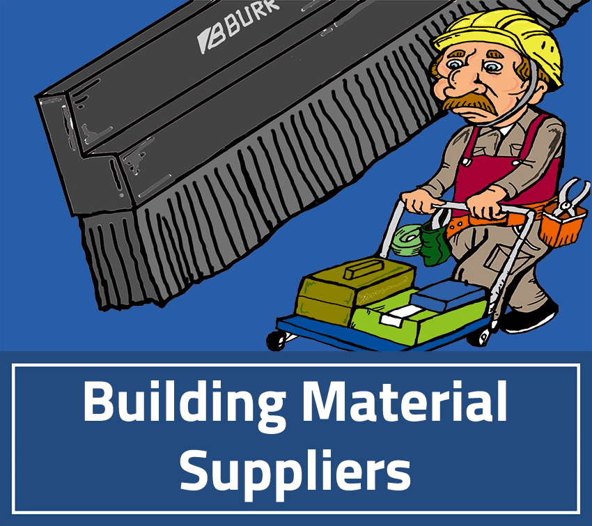 Building Materials Suppliers Landing Image