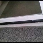 Burrcut Easy-installation pest proofing door sweep