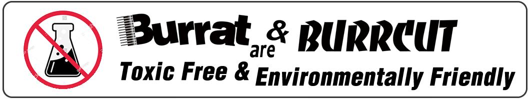 Burrtec Products Toxic Free